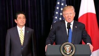 トランプ大統領『日本を100%支持』に対するアメリカ人の反応